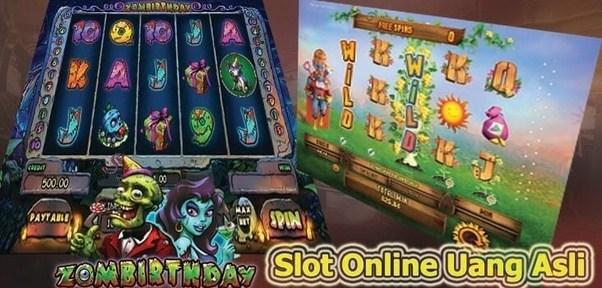 Slot Game Uang Asli
